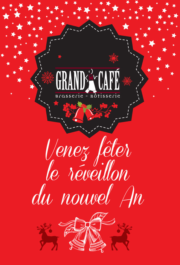 Réveillon au Grand Café